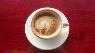 Wellington has some fantastic cafes.